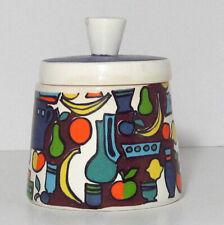 W Goebel Vintage Retro 1960/70's Mustard Relish Condiment Pot