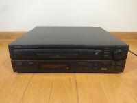 Hitachi VIP-RX8EX Laser Disc LD CD CDV Player 1992 Made in Japan No Remote
