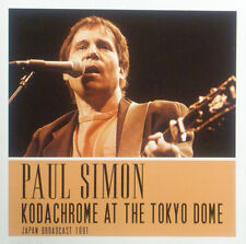 CD PAUL SIMON - kodachrome at the tokyo dome