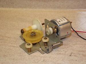 Aiwa LX-110 Stereo Turntable Original  Motor MMN-6P2RKNA  Part