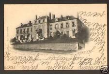 TOUCY (89) ECOLE DES GARCONS en 1903