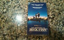 ADVENTURES OF HUCK FINN New Sealed VHS! The Jungle Book Deep Rising TomAnd Huck
