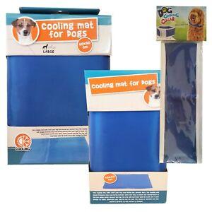 Hunde Kühlmatte Kühldecke Kühlkissen Haustier Kühlhalsband Selbstkühlung Tiere