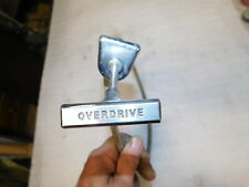 Ford-Chevy overdrfive cable.