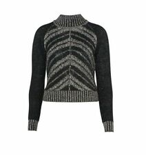 Women's Wool Blend Turtleneck/Mock Jumpers and Cardigans