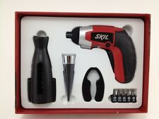 SKIL iXO Corkscrew Wine Opener Gift Set Electronic Dril Screwdriver Corkscrew