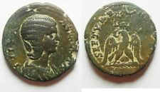 ZURQIEH -aa292- Phoenicia. Tyre under Julia Domna (AD 193-217). AE 26mm. Unpubli