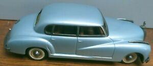 '50s Tin toy Mercedes-Benz Type 300 4 door sedan Adenauer limousine made by JNF