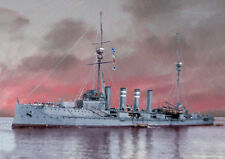 HMS WARRIOR WW1 -  LIMITED EDITION ART (25)