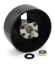 """FIAT 500 and ABARTH 2"""" STEERING WHEEL SPACER for OEM STEERING WHEEL with Airbag"""
