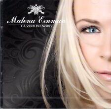 2 CD Malena Ernman La Voix Du Nord, Eurovision Schweden, NEU