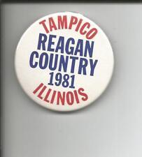 REAGAN COUNTRY TAMPICO, ILLINOIS 1981