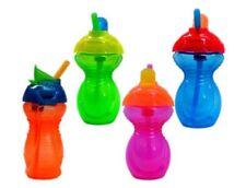 Baby Feeding - Munchkin - 9oz Flip Straw Cup (Assort. Color) 15434
