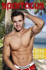NEW Spartacus International Gay Guide 2014/2015 by Briand Bedford-Eichler