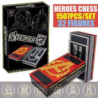 Marvel Avengers Endgame Minifigures Ultimate Building Bricks Blocks Toy For Kids