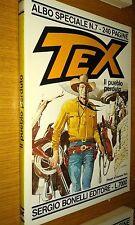 SPECIAL TEX WILLER-TEXONE #  7-IL PUEBLO PERDUTO-GIOVANNI TICCI-1994