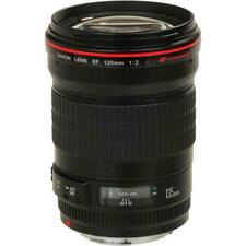 Canon EF 135mm F2L USM Telephoto Lens New Agsbeagle