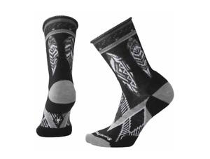Smartwool Women's Feather Dream Medium Crew Socks Black Size M