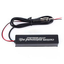 Auto Car Stereo Radio Electronic Hidden Antenna Aerial FM/AM Amplified