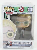 Funko POP Movies Ghostbusters #305 Jillian Holtzmann Vinyl Figure 1035A U