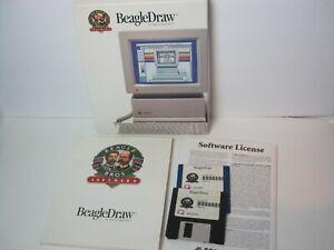 Vintage Apple IIGS Software Beagle Brothers BeagleDraw