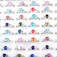 5 Stk Legierung Fingerring Ring Bunte Großhandel Ringe Damen Mädchen Geschenke