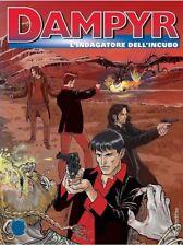 DAMPYR 209 COVER B  - DYLAN DOG- FUMETTO BONELLI - NUOVO - EDICOLA