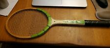 Vintage spalding rosemary casals tennis racket Woodstar