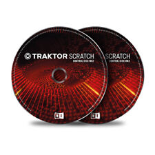 2x Native Instruments Traktor Scratch Pro Mk2 Control Timecode CD PAIR