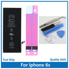 iPhone 6S Battery Replacement 1715mAh with Adhesive Glue Strips & 7pcs Tool Set
