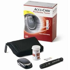 AccuChek Performa Nano Meter for Accurate Testing with Pen+100 Strips