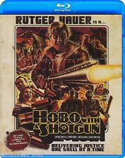 HOBO WITH A SHOTGUN (RUTGER HAUER) *NEW BLU RAY*