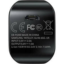 Samsung Portable Universal POWER BANK 2100 mAh -EB-PJ200-Brand New Comes W/Cable