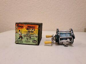 Vintage Penn Peer 109MF Fishing Reel w/box