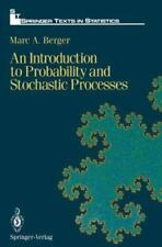 An Introduction to Probability and Stochastic Processes by Marc A. Berger...