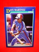 Delino DeShields Montreal Expos 1991 Score # 545 Mint Baseball Card