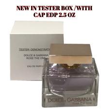 Rose The One by Dolce & Gabbana Eau De Parfum Spray (Tester) 2.5 oz for Women