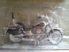 Harley Davidson 1993 FLSTN SOFTAIL NOSTALGIA Maisto 1/18 Diecast Motorcycle Avon