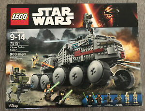 LEGO 75151 Star Wars Clone Turbo Tank