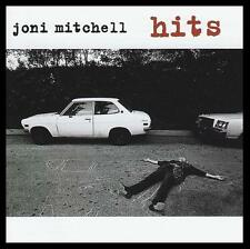 JONI MITCHELL - HITS CD ~ BIG YELLOW TAXI~WOODSTOCK~ 60's / 70's FOLK ROCK *NEW*