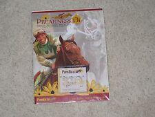 2006 PREAKNESS PROGRAM &  $2 WIN SOUVENIR TICKET(BARBARO)
