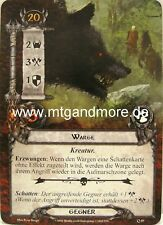 Lord of the Rings LCG - 2x warge #085