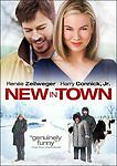 New in Town (DVD, 2009, Widescreen) DVD Disc Only C4