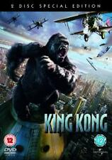 double dvd KING KONG colin hanks jack black andy serkis naomi watts