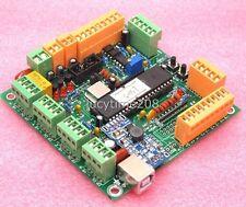 4 Axis USB CNC Controller Interface Board CNCUSB MK1 USBCNC 2.1 Substitute MACH3