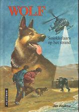 WOLF - SMOKKELAARS OP HET STRAND - Jan Postma (4e druk)
