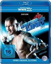 WWE Wrestling - Over The Limit 2012 (Blu-ray Disc)