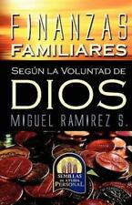 Finanzas Familiares Segun La Voluntad de Dios (Hardback or Cased Book)
