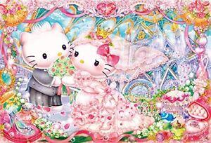 Beverly 1000 Piece Jigsaw Hello Kitty Royal Wedding 49 x 72 cm