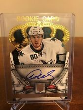 2012-13 Matt Tennyson Panini Crown Royale Rookie Auto 153/499